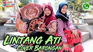 "Lagu Hits!! Jaranan ""Lintang Ati"" Terbaru 2019 Cover Barongan Status WA"