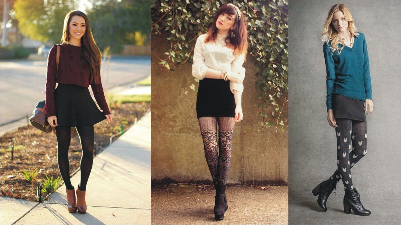 cc6525e28 Amazing How To Wear Open Toed Shoes With Tights Fashionmylegs ...