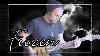 Madonna - 'Frozen' - Marcel Jacob Tribute (Rock Guitar Cover)