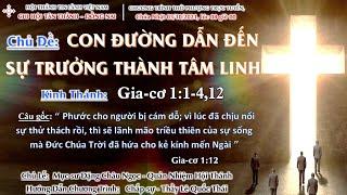 HTTL TÂN THÀNH -  Chương trình thờ phượng Chúa - 03/10/2021