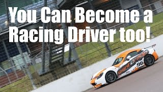 Easiest way to become a racing driver - want2race Competition - PerformanceCars