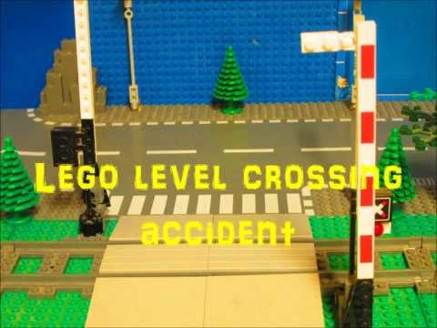 Level crossing accident