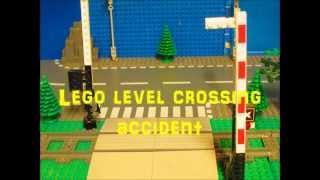 Level crossing accident