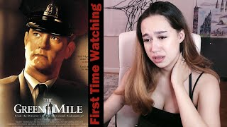 Russian Teen First Time Watching - THE GREEN MILE | Another 3 hours of Crying~ | Movie Reaction |
