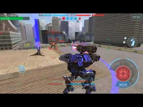 War Robots #WRespeto challenge mis mejores jugadas