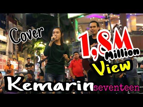KEMARIN 🔥(SEVENTEEN) Cover Cewek Cantik Dari Sabah \