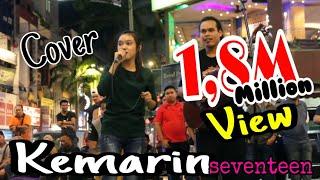 "Download Lagu KEMARIN 🔥(SEVENTEEN) Cover Cewek Cantik Dari Sabah ""Cha Wiza""Feat Sentuhan Busker   Please the Bell mp3"