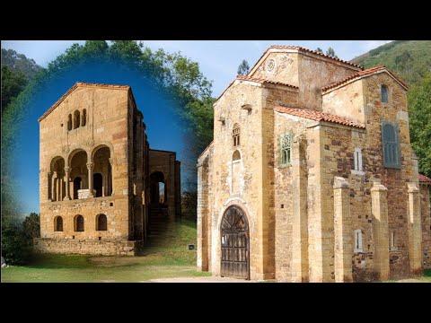 Santa María Del Naranco Y San Miguel De Lillo, Emblemas Del Prerrománico Asturiano :)