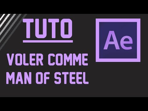[TUTO] Voler comme Man Of Steel (SUPERMAN) !