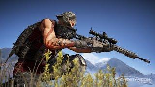 Ghost Recon Wildlands #27 Лучшее оружие: тестируем снайперские винтовки