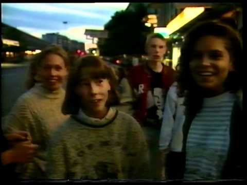 Borlänge sommaren 1992