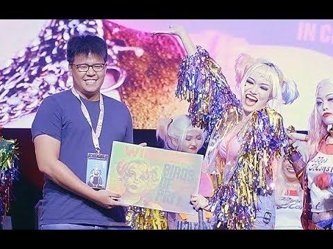 Comic Fiesta Birds Of Prey Harley Quinn Cosplay Competition Winner