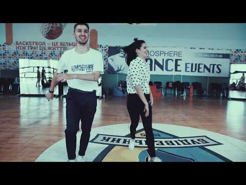 Ben E. King - Stand by Me • Alisa Tsitseronova & Joseph Tsosh Choreography• ATMOSPHERE DANCE CAMP