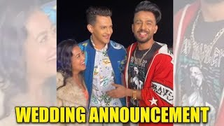 Tony Kakkar announces wedding of Neha Kakkar with Aditya Narayan