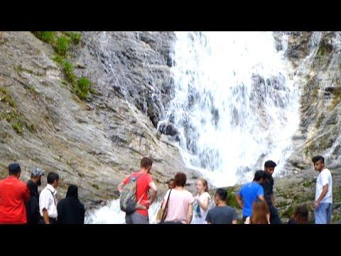 Cameron Highlands Coolest Spot : Latar Iskandar Waterfalls !