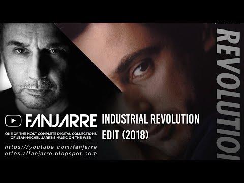 Jean-Michel Jarre - Industrial Revolution 1,2 & 3 (Edit)