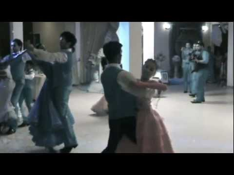 KC Santiago Ballroom Dance with Vision Dance Group