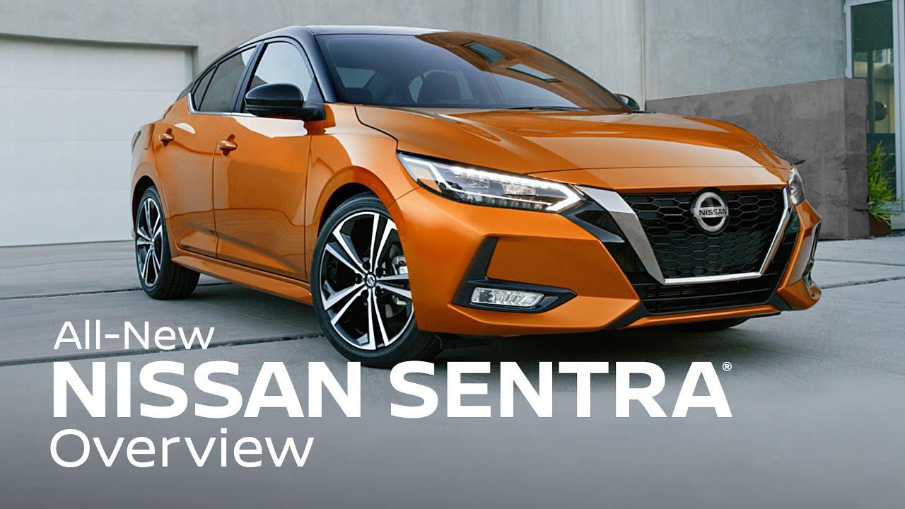 2020 Nissan Sentra Sedan Walkaround & Review
