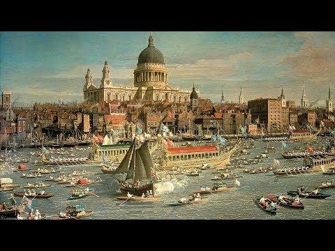 G.F. Handel Water Music, Raymond Leppard