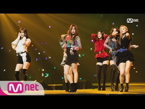 [M COUNTDOWN in TAIPEI] (G)I-DLE - MAZE│ M COUNTDOWN 180712 EP
