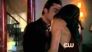 Gossip Girl S04E07 (Chuck & Blair Kiss)