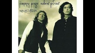 "Jimmy Page and Robert Plant - ""Gallows Pole""/ ""Rock and Roll"""