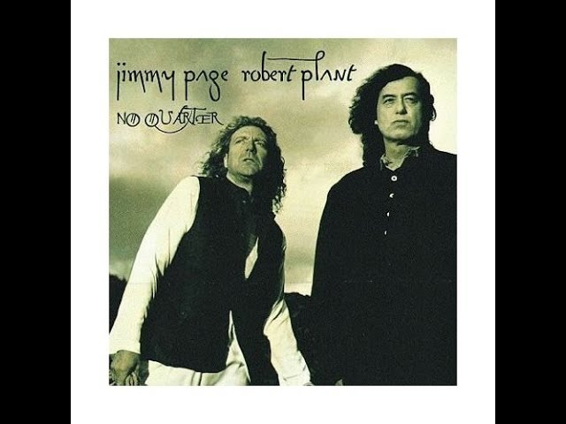 Jimmy Page and Robert Plant -