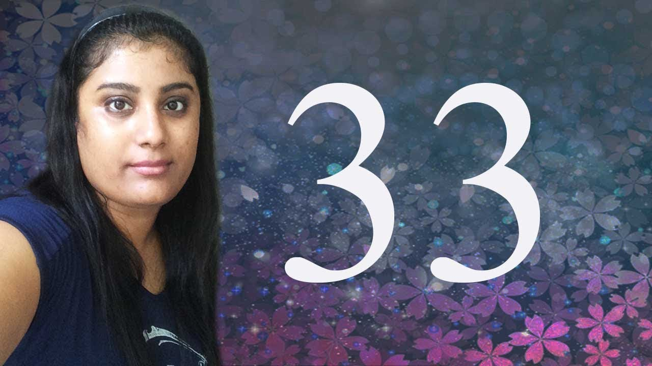 NUMEROLOGY - What Does The Master Number 33 Mean? -  www innerworldrevealed com - Aditi Ghosh