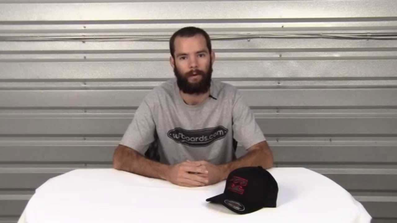df896cf4792 Billabong All Day Hat Review at Surfboards.com - YouTube