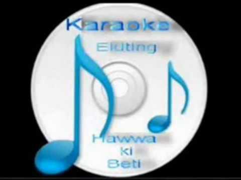 Choti si umar me(Bairaag ) Free karaoke with lyrics by Hawwa -