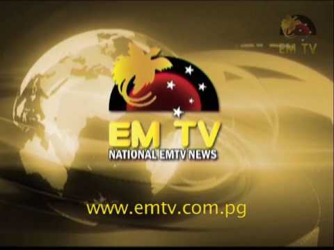EMTV News Replay - 15th August, 2016