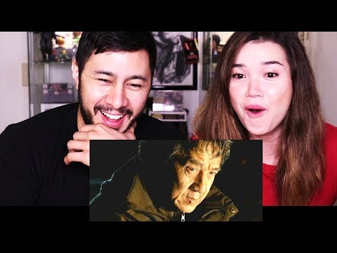 Thumbnail: THE FOREIGNER | Jackie Chan | Pierce Brosnan | Trailer Reaction!