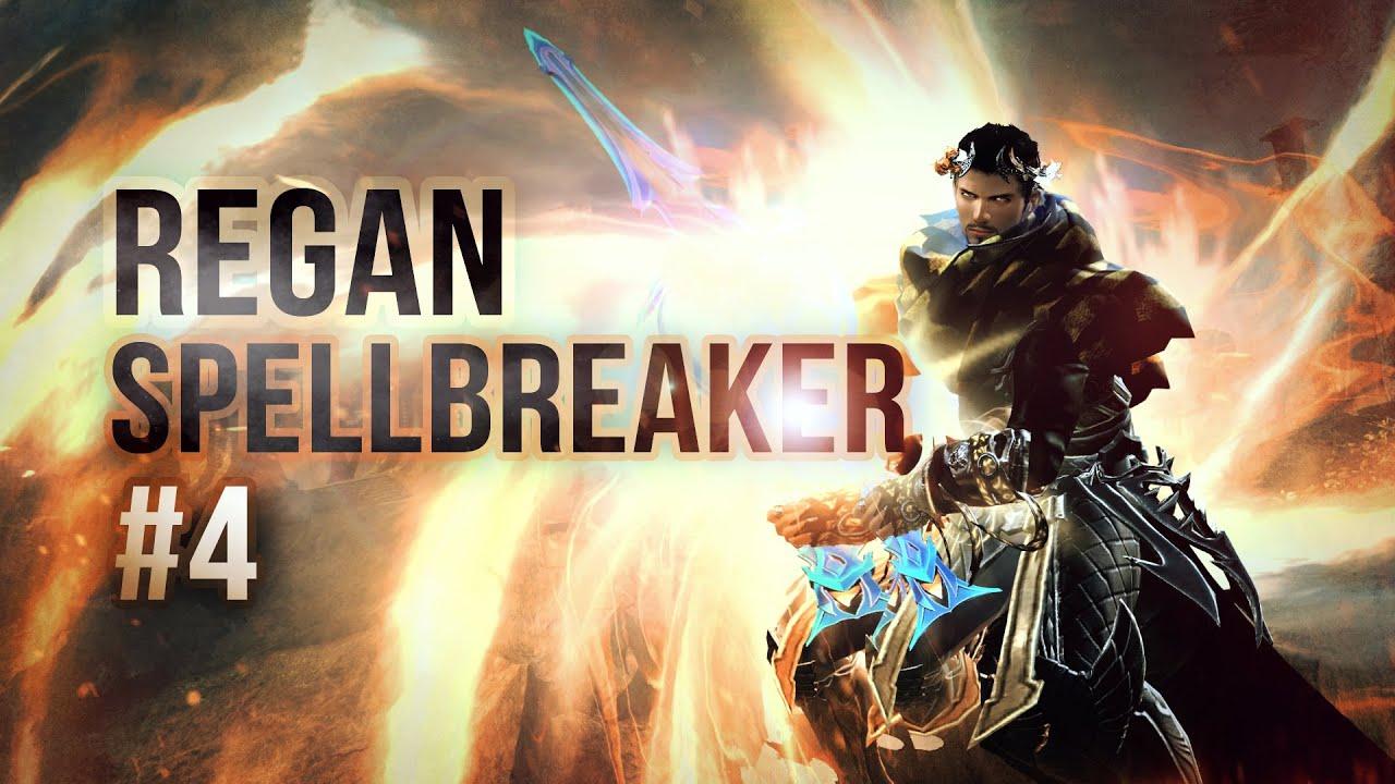 GW2 - Regan Warrior Spellbreaker - WvW/PvP #4