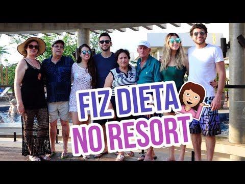 Levei Bronca da Nutri - DIÁRIO DA DIETA #4