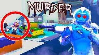 Mörder im Kinderzimmer! l Fortnite Mörder Modus!