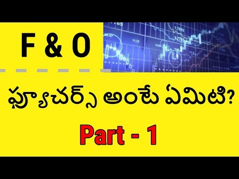 Futures and Options Basics in Telugu | Stock Market Tutorial