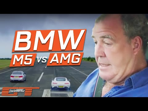 The Grand Tour: M5 Vs AMG