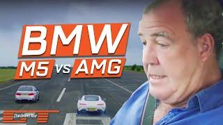 The Grand Tour: M5 vs AMG