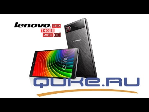 Lenovo Vibe Z2 Pro обзор