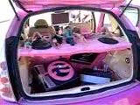 Tuning Citroen C3 Barbiecar