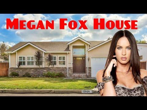 Megan Fox House 2017