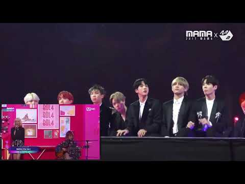 BTS REACTION TO BOL4