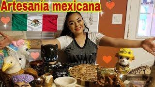 ARTESANIA  MEXICANA ♡♡ esto compre en mexico.