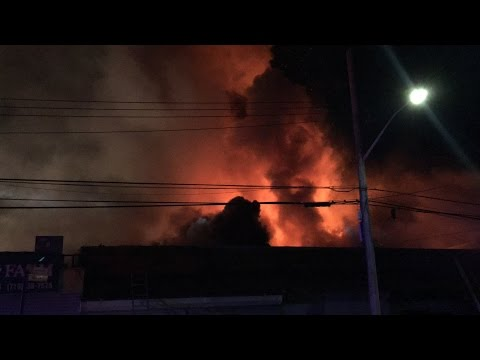 FDNY- OnScene Raw Video - Queens 3rd alarm - Box 4771 - 8/2/