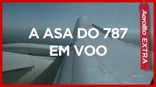 787 WINGVIEW LANDING AT SÃO PAULO #EXTRA