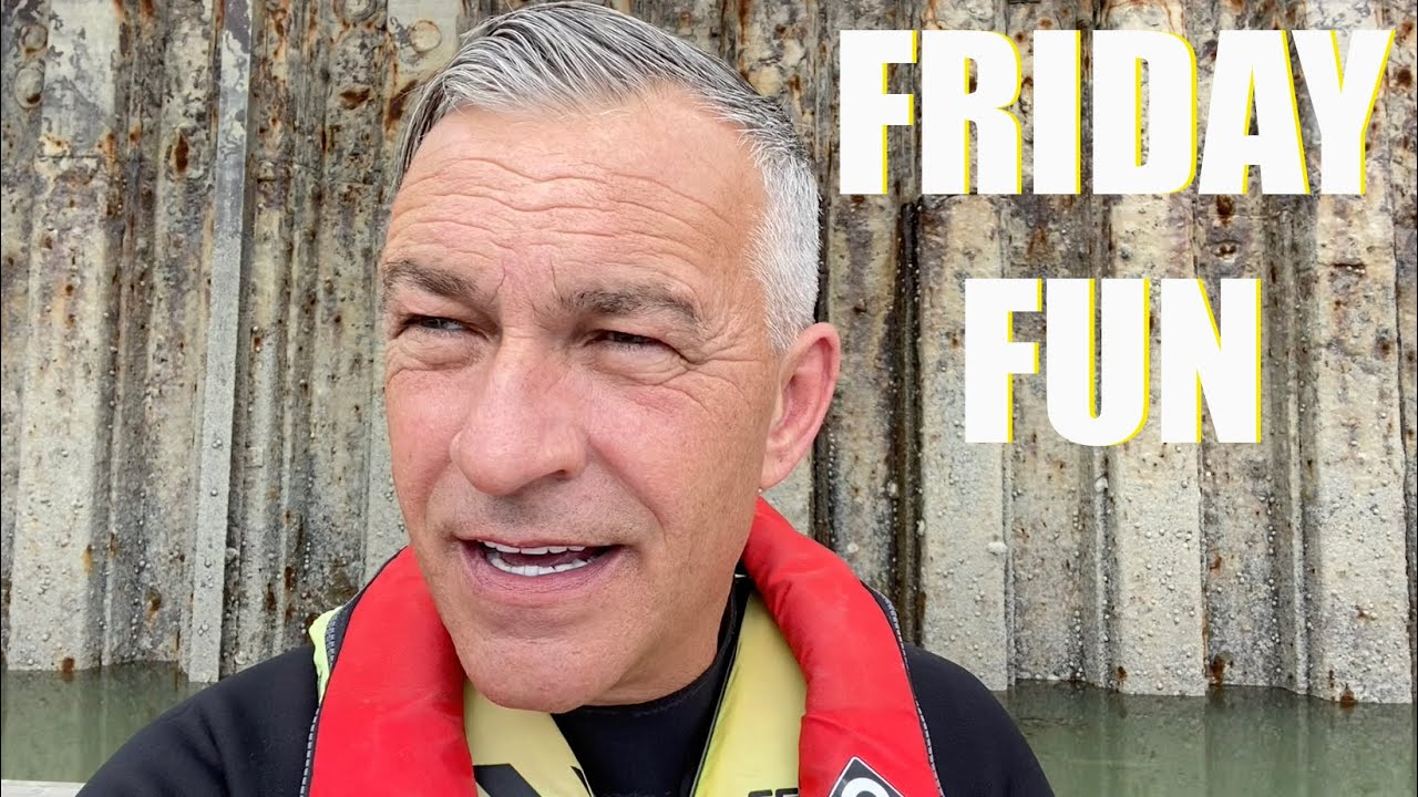 Jet Ski - Fun Friday and a big thanks to all my viewers