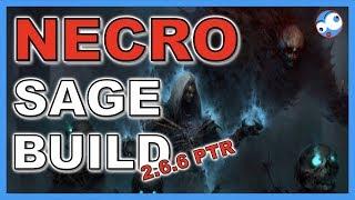 Necromancer DB Farming Build Patch 2.6.6 Season 18
