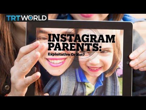 Instagram Parents: Exploitative or not?