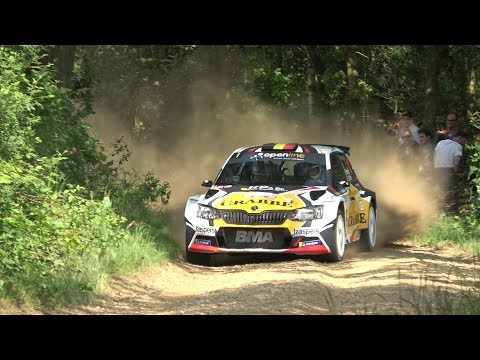 Sezoens rally Bocholt - 2018 (HD)