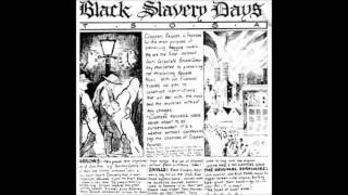 Black Slavery Days  Clappers